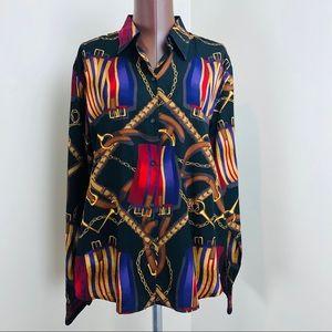 Ralph Lauren Equestrian Button Shirt